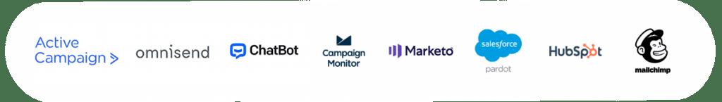 Email Marketing Logos